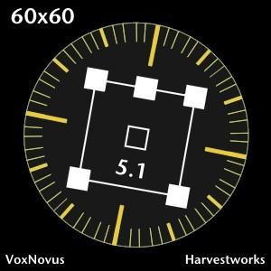 60×60 Surround Sound Presentation at Harvestworks, this FRIDAY 5/16, 7pm, FREE